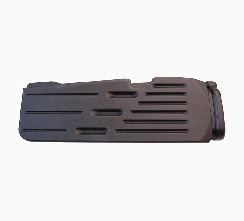 Molde del conducto del aire acondicionado automotriz
