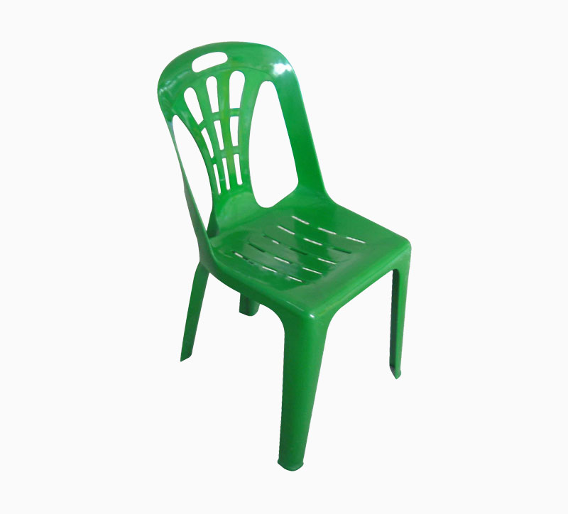 Molde de la silla