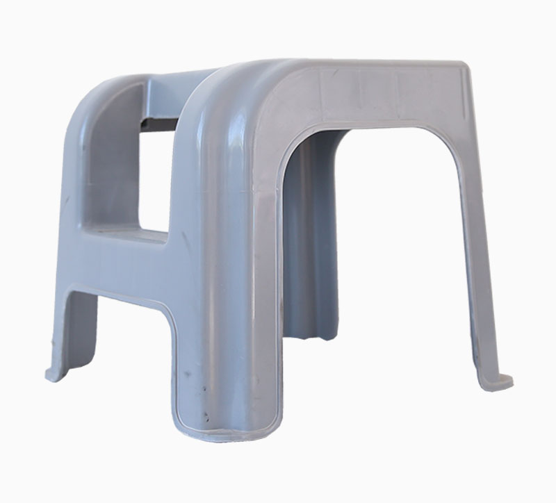 Step Stool Mould gris